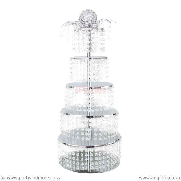 Crystal Cupcake Stand