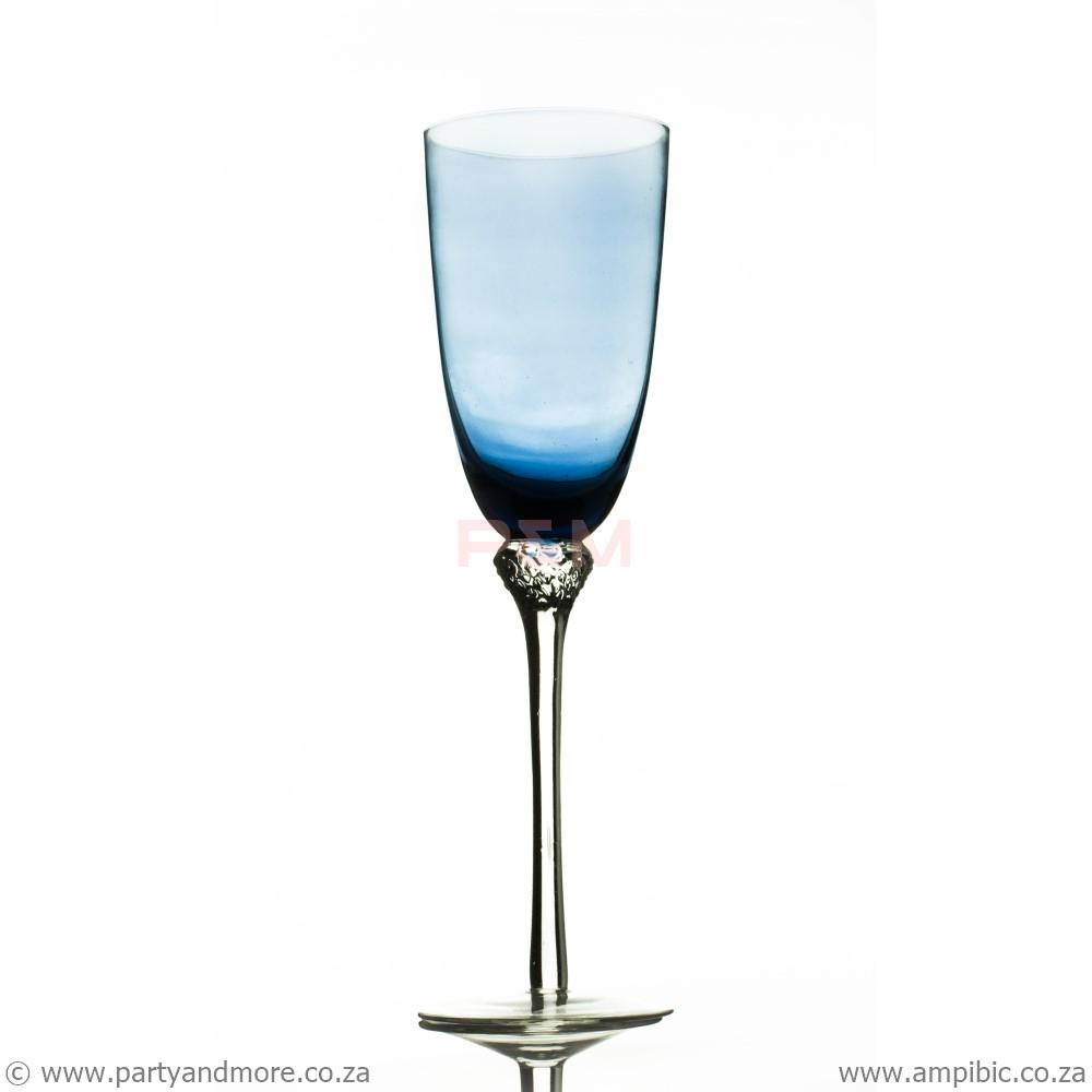 Royal Blue Delux Flute 26.2cm