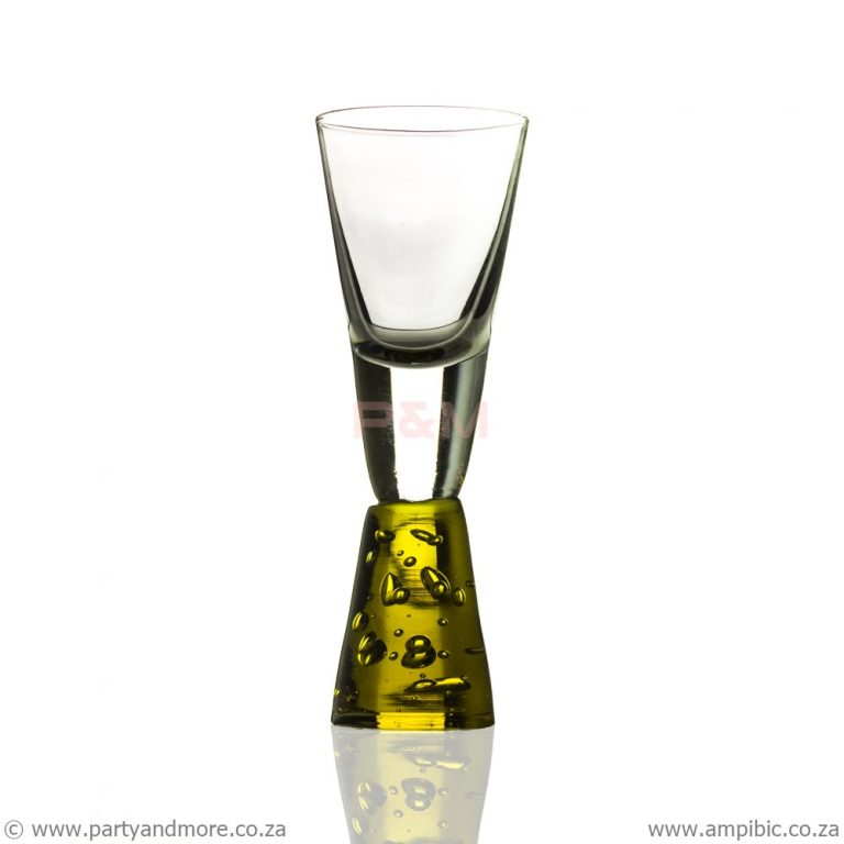 Glass Sherry Two Tone